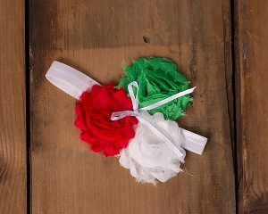 Christmas Trio Headband