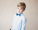 Bow Ties- Solid Colors: Blue, Lime, Red