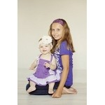 Grape & Lavender Tank & Bloomers Set