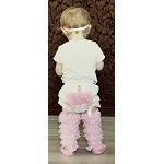 Lace Leg Warmers- Pink or White